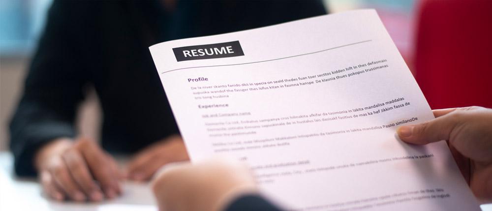 creating a winning accounting resume