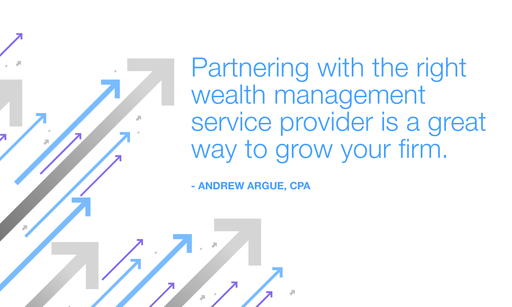 selling wealth management to your accounting clients