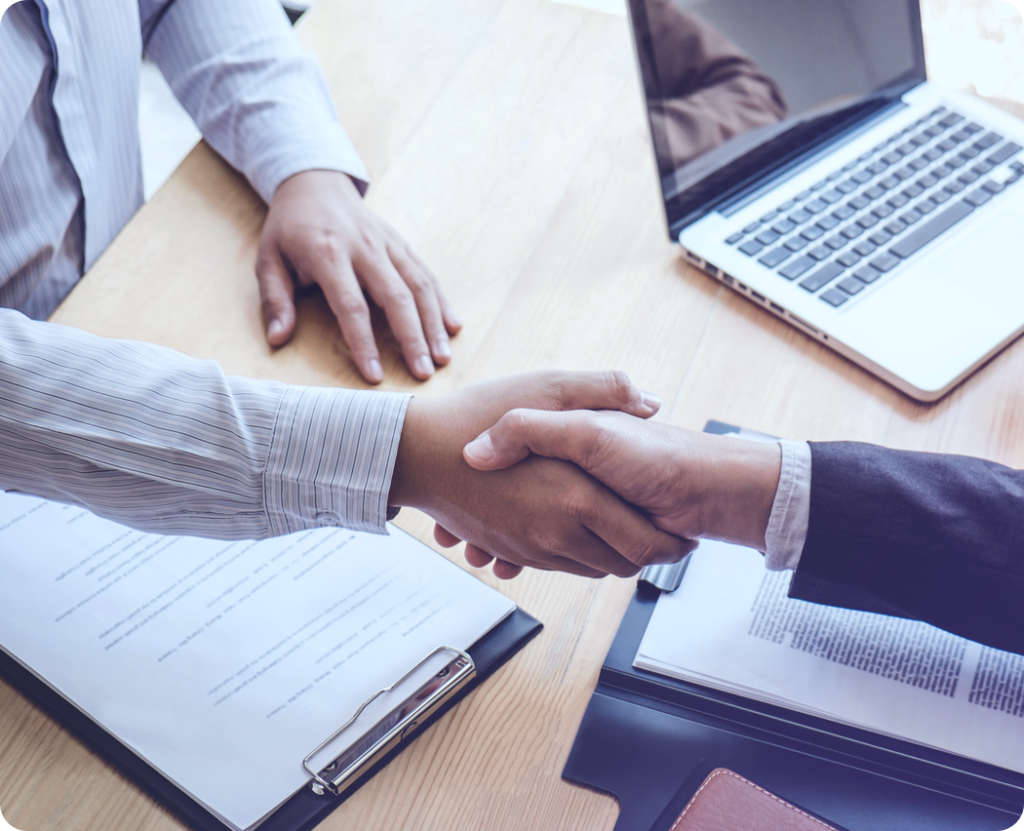 Once You Complete the Paperwork, We Partner You With an Advisor