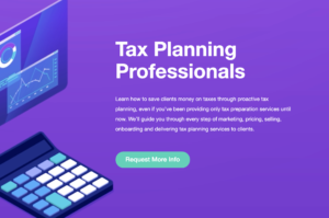Corvee - Tax Planning Professionals Page