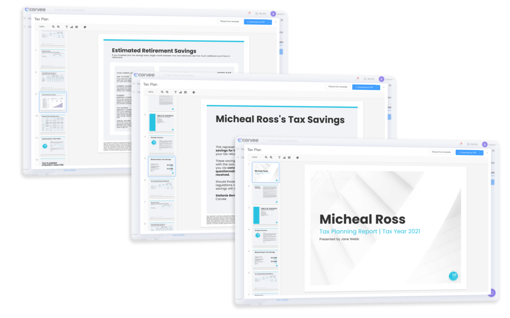 Go Above and Beyond Your Competitors by Creating Professional Tax Plans