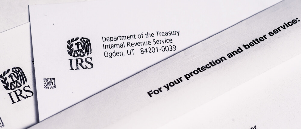 What to do if you receive a notice from the IRS